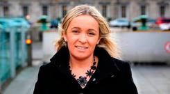 Carol Nolan and Francie Brolly have both resigned from Sinn Fein this year