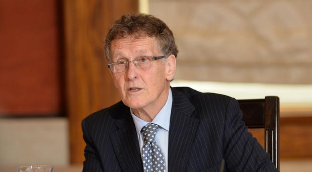 Sir Patrick Coghlin had a talent for penetrating and awkward questions at the RHI Inquiry