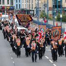 18 venues across Northern Ireland will host Twelfth of July demonstrations this summer
