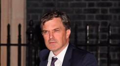 New Secretary of State Julian Smith replaced the ineffectual Karen Bradley