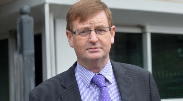 The late Willie Frazer lost many relatives in attacks by Republican terrorists