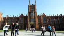 A petition claims that Queen's University has become a 'cold house' for Protestants