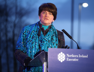 Concern: Our poll results should be worrying for DUP leader Arlene Foster