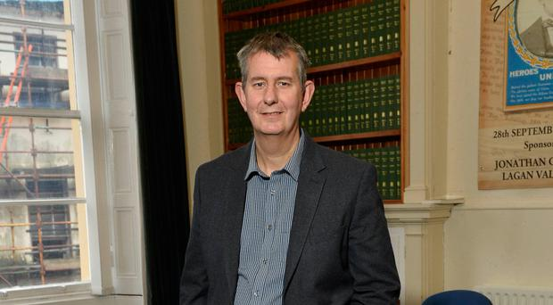 Edwin Poots of the DUP