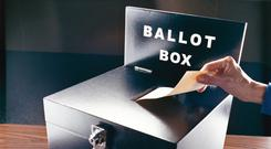 The local council elections will be held tomorrow