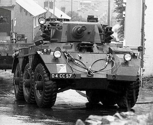 Operation Motorman, which took place on July 31, 1972