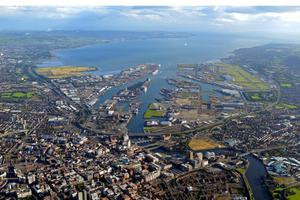 Exciting future: an ambitious project will deliver a contemporary waterfront to rival the likes of Liverpool and Blackpool