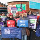 The nurses' strike combined with the political nous of Simon Coveney and Julian Smith played a key role in ending the political stalemate at Stormont