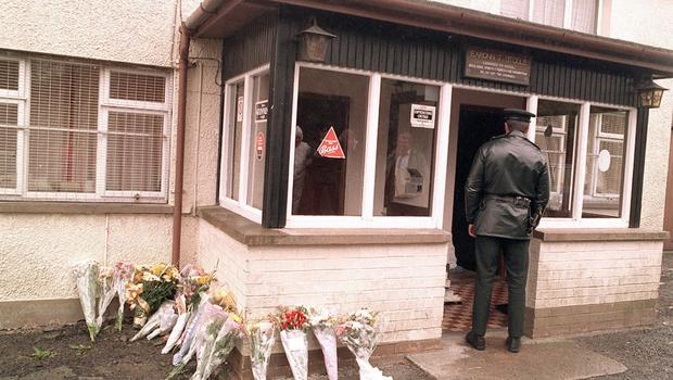 A statute of limitations for security forces would mean that any collusive element to cases such as Claudy, Kingsmill, or Loughinisland (pictured) would make prosecutions of the paramilitaries involved very difficult