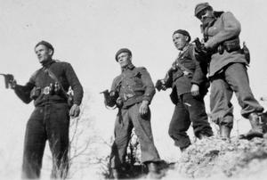 Spanish Civil War volunteers