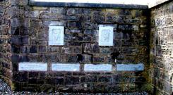 A memorial in Soloheadbeg marks the spot where two RIC policemen were murdered by Irish Volunteers, a seminal and controversial event in Ireland's fight for independence