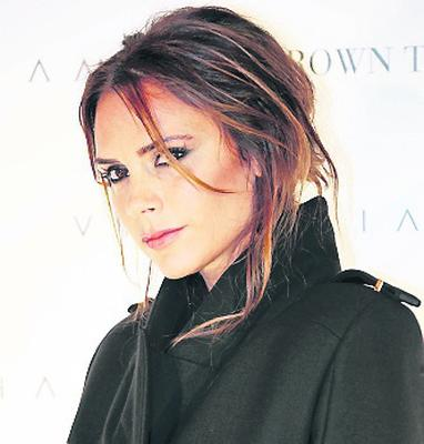 Victoria Beckham at Brown Thomas...18/07/12 Victoria Beckham pictured this afternoon at Brown Thomas, Dublin where launched her Victoria Beckham and Victoria, Victoria Beckham collections carried exclusivly at Brown Thomas... Picture Colin Keegan, Collins, Dublin.