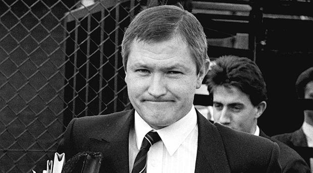 Pat Finucane was shot dead in front of his family in 1989