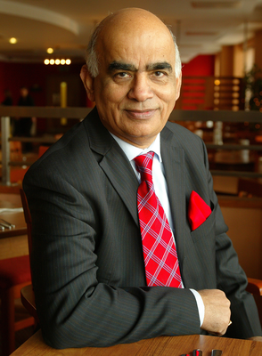 Lord Dilit Rana who is pushing for the event to come to Northern Ireland