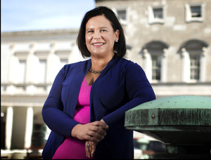 Mary Lou McDonald said she might have joined IRA if she'd been brought up in west Belfast