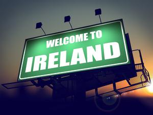 Ireland is famous for its welcome, but Sinn Fein's attitude towards the name of the country is far from warm