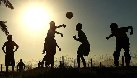 Wellbeing: children in England will be able to resume sport when they return to school