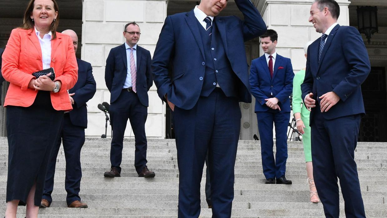 Beer and fries for UUP versus implosion of DUP: A tale of two honeymoons