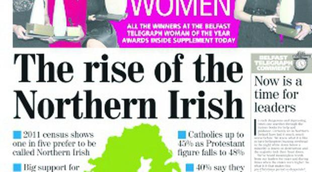 Our report last December into census findings