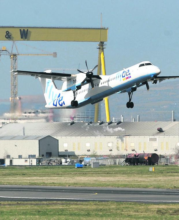 Flying high: Northern Ireland's three airports play a vital role in our economic prosperity
