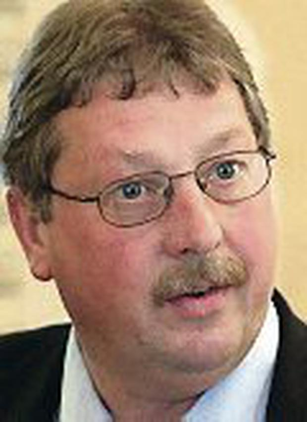 Sammy Wilson: Revaluation will rebalance the business rates system
