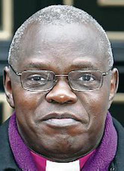 Doctor John Sentamu, the Archbishop of York