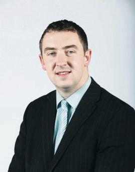 Daithi McKay,Sinn Fein MLA and chair of the Assembly's finance and personnel committee