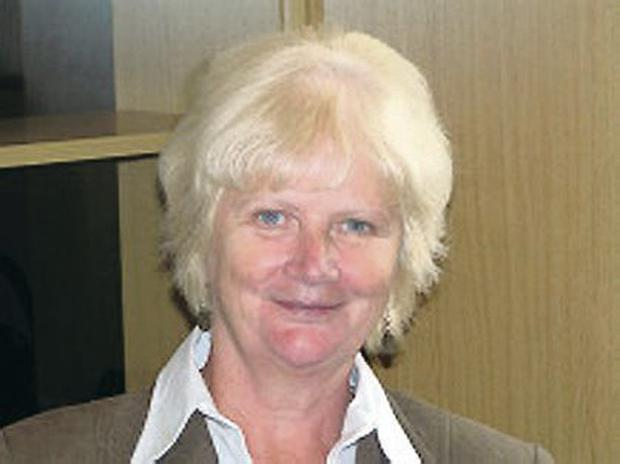 NICIE Chief Executive Officer Noreen Campbell