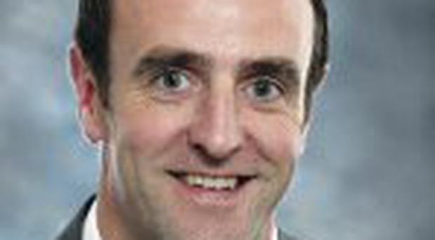 Mark H Durkan MLA is Environment Minister