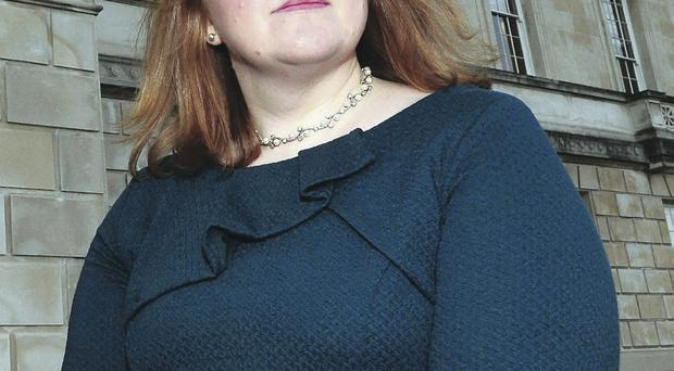 Fresh face: Naomi Long is new blood among Northern Ireland MPs but nearly as old as PM