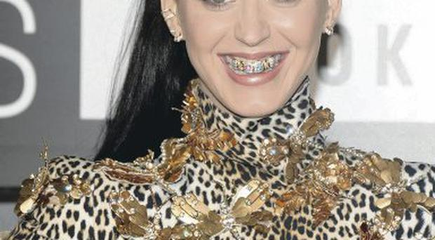 Ring-leader: Katy Perry