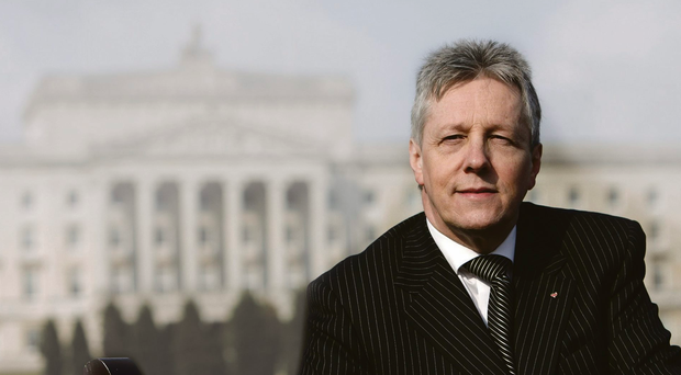 Challenges: Peter Robinson returns after summer of unrest over flags