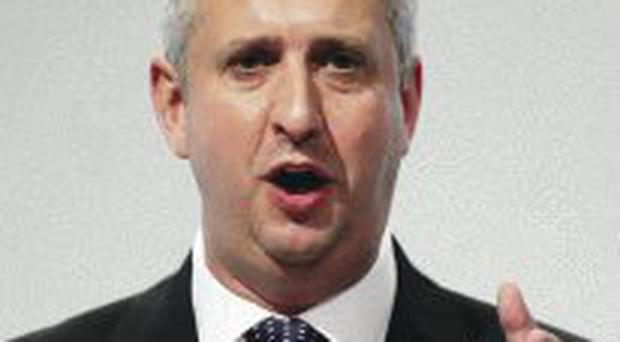 Labour's Shadow Culture Secretary Ivan Lewis