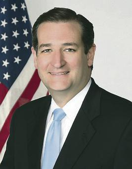 Opposes rise: Senator Ted Cruz