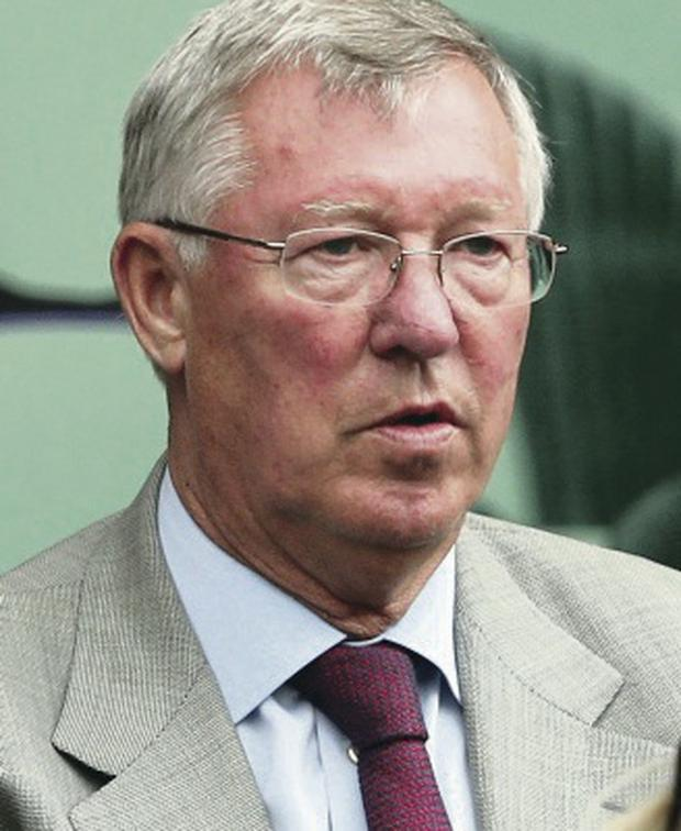 No holds barred: Alex Ferguson
