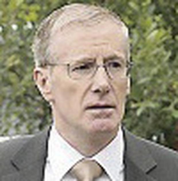 DUP's Gregory Campbell