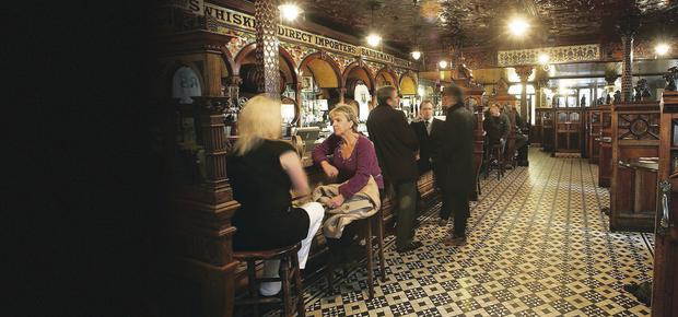 Real gem: inside the Crown bar