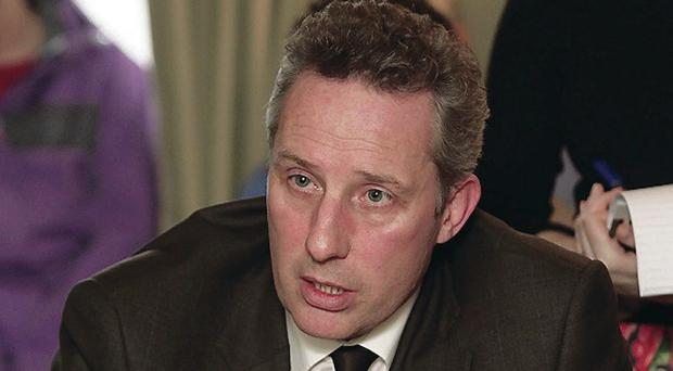 Committee member Ian Paisley, MP for North Antrim, said the wrangle over grilling the official had set up a battle between Parliament and government