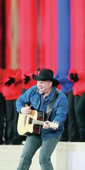In limbo: Garth Brooks
