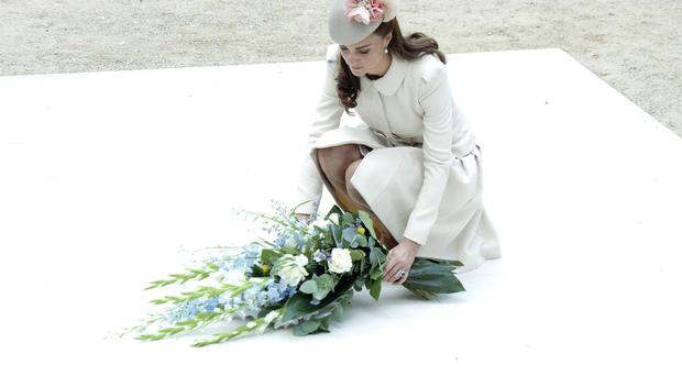 Tribute: Duchess of Cambridge