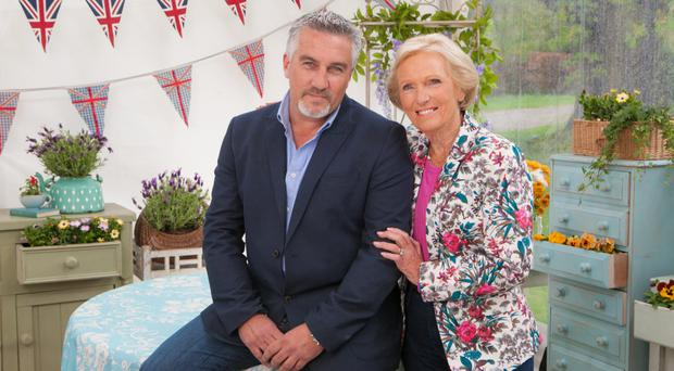 Popular: The Bake Off show