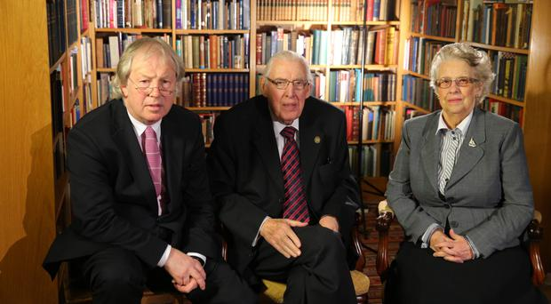 The Eamon Mallie programme about Ian Paisley