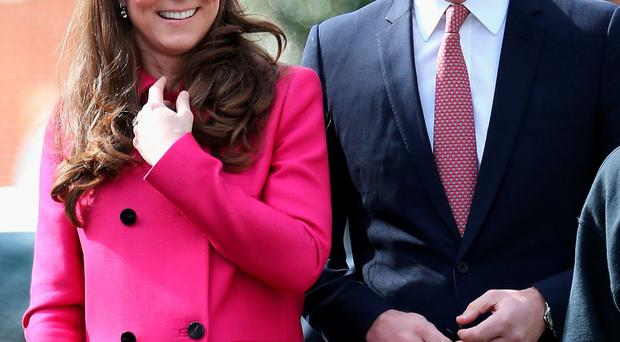 Expecting: Duchess of Cambridge and Prince William