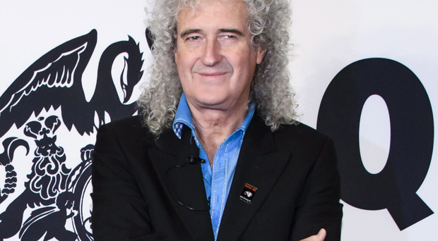 Campaign: Queen's Brian May