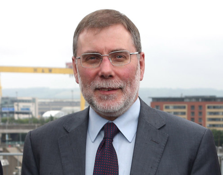 Comments: Nelson McCausland
