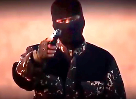 The latest British jihadist to appear in an Isis snuff video
