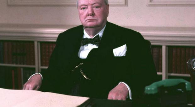 Inaction: Winston Churchill