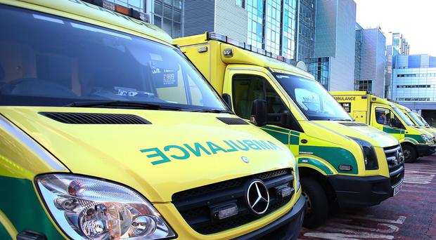 Many people may be aware of the challenges facing the Ambulance Service in Northern Ireland, but the sheer scale of the problem was shown at the weekend when there was a shortage of no fewer than 12 ambulance crews