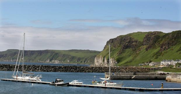 Many Rathlin islanders would be happy to cede and become Scottish
