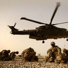 Soldiers in Helmand were facing a formidable foe